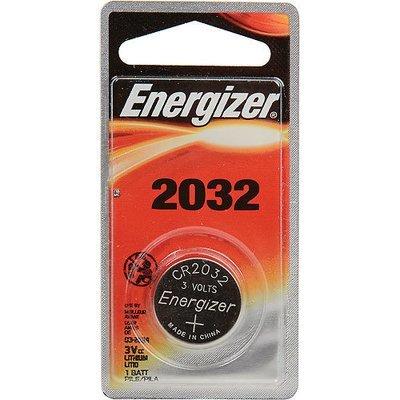 Energizer® 3.0V 2032 Miniature Battery, 1 Battery per Pack