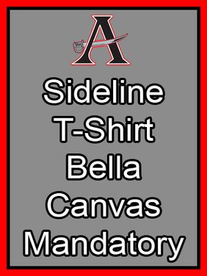 Sideline T-Shirt (Canvas) Mandatory