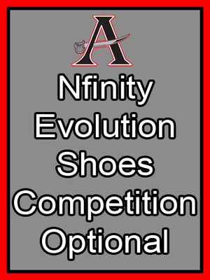 Nfinity Evolution Shoes (Competition) Optional