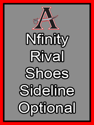 Nfinity Game Day Shoes (Sideline) Optional