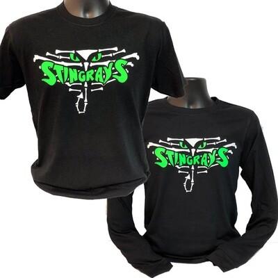 Skeleton T-shirt (SS-$22/LS-$25)