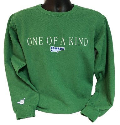 One of a Kind Rays Sweatshirt (Comfort Color)