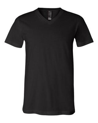 V-Neck T-shirt (Canvas) : Infinity