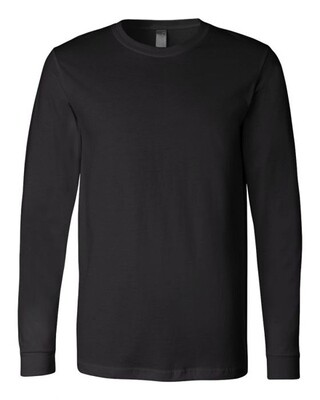 Long Sleeve T-shirt (Canvas): Infinity