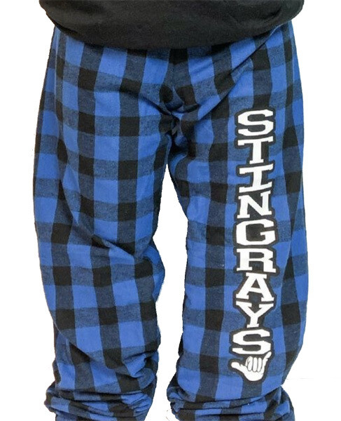 Pajama Pants: Stingrays