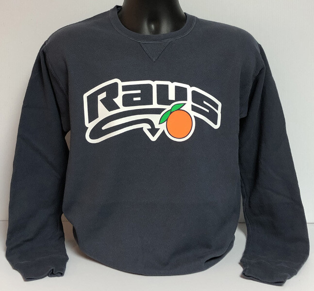Rays Orange Crewneck Sweatshirt