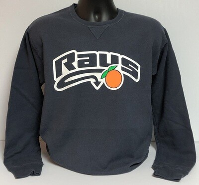 Rays Orange Crewneck Sweatshirt