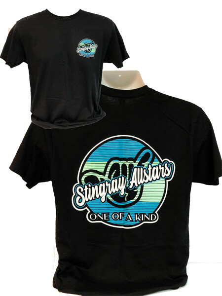 Stingray Allstars Black Tee