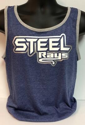 Steel Rays Tank Top
