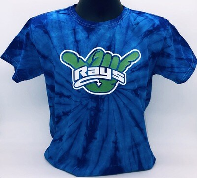 Rays Tie Dye T-shirt