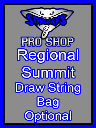 Regional Summit Draw String Bag (Optional)