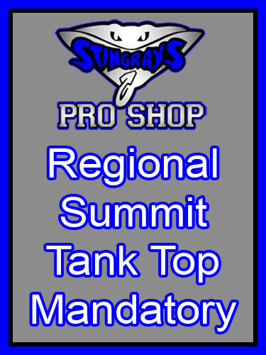 Regional Summit Tank Top (Mandatory)