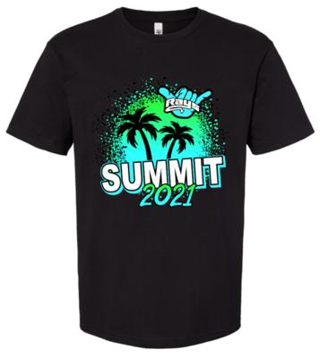 Crew Neck T-shirt (Next Level) RS Parents/Fans