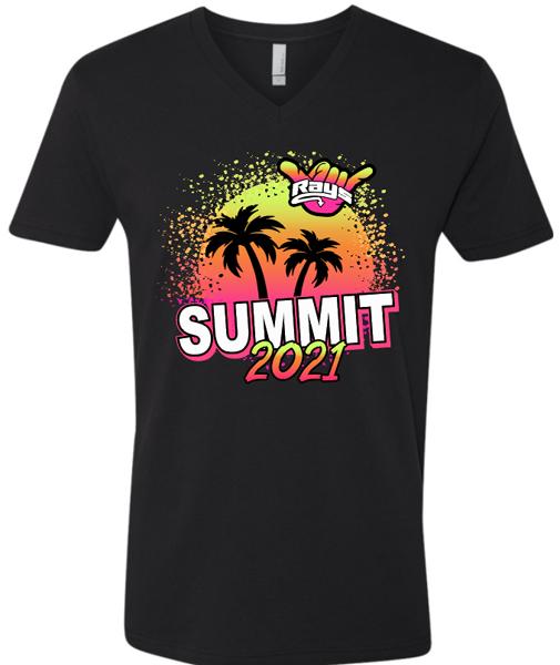 V-Neck (Canvas) Summit Parents/Fans