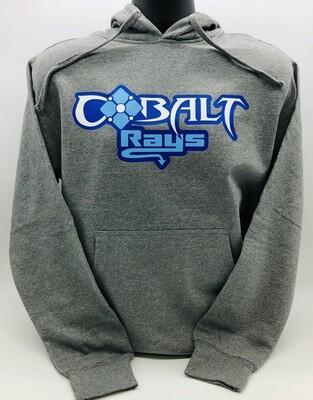 Cobalt Rays Hoodie