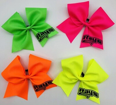 Rays Neon Bows