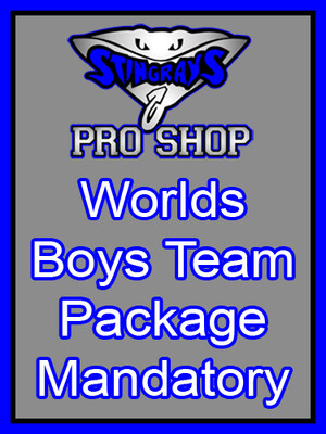 Worlds Boys Team Package