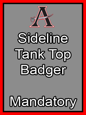 Sideline Tank (Badger) Mandatory