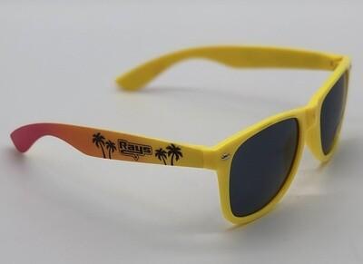 Yellow Rays Sunglasses