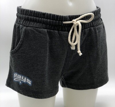 Rays Rally Shorts (Charcoal)