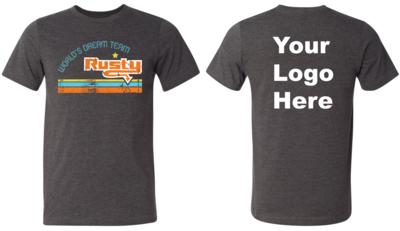 Rust Worlds T-shirt Fundraiser Sponsor 100