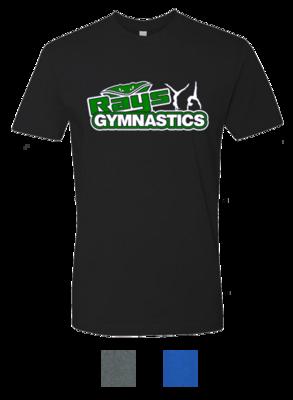 Next Level T-shirt (Gymnastics)