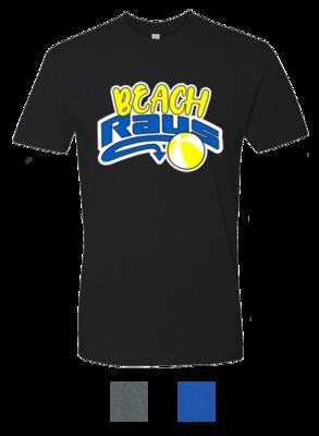 Next Level T-shirt (Beach)