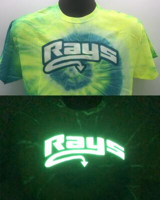 Rays GLOW In the Dark Tee