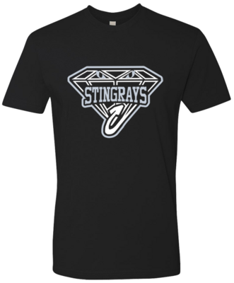 Next Level T-shirt (Black Diamond)