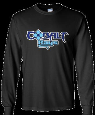 Gildan Long Sleeve (Cobalt)