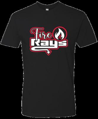 Next Level T-shirt (Fire)