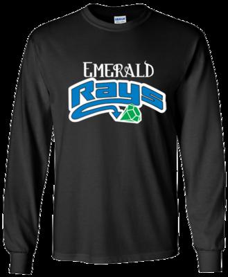 Gildan Long Sleeve (Emerald)