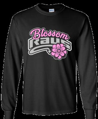 Gildan Long Sleeve (Blossom)