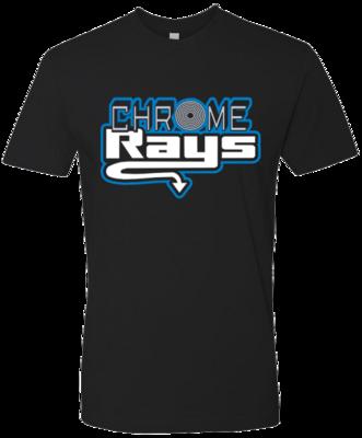 Next Level T-shirt (Chrome)