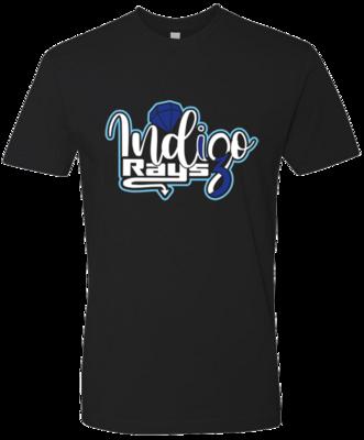 Next Level T-shirt (Indigo)