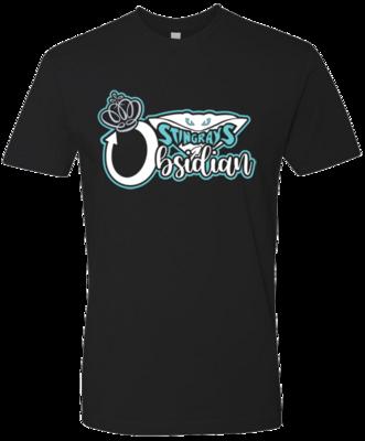 Next Level T-shirt (Obsidian)