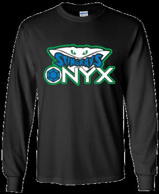 Gildan Long Sleeve (Onyx)
