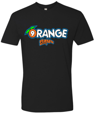 Next Level T-shirt (Orange)