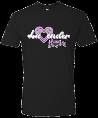 Next Level T-shirt (Lavender)