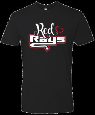 Next Level T-shirt (Red)