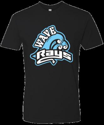 Next Level T-shirt (Wave)
