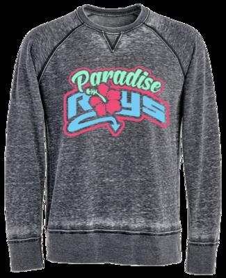 JA Vintage Crew Sweatshirt (Paradise)