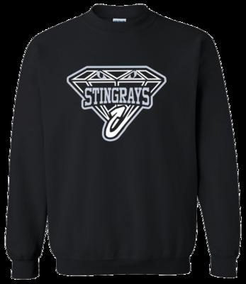 Gildan Sweatshirt (Black Diamond)