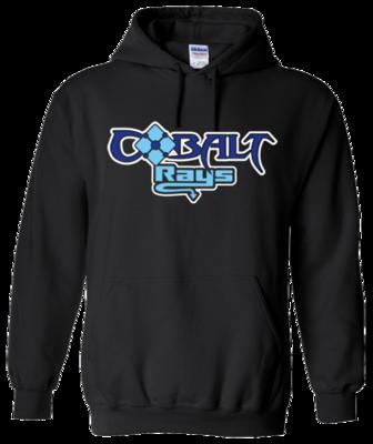 Gildan Hoodie (Cobalt)