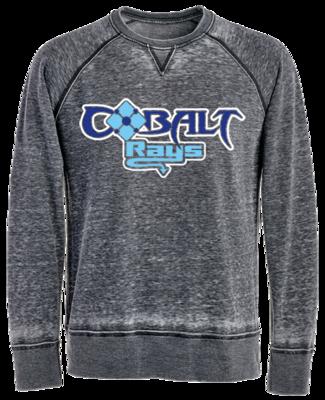 JA Vintage Crew Sweatshirt (Cobalt)