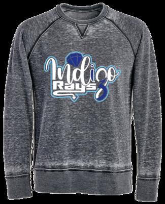 JA Vintage Crew Sweatshirt (Indigo)