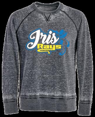 JA Vintage Crew Sweatshirt (Iris)