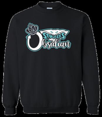 Gildan Sweatshirt (Obsidian)