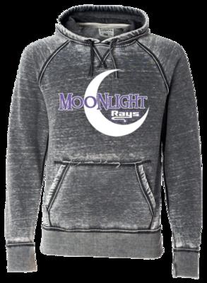 JA Vintage Zen Hoodie (Moonlight)