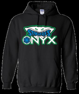 Gildan Hoodie (Onyx)
